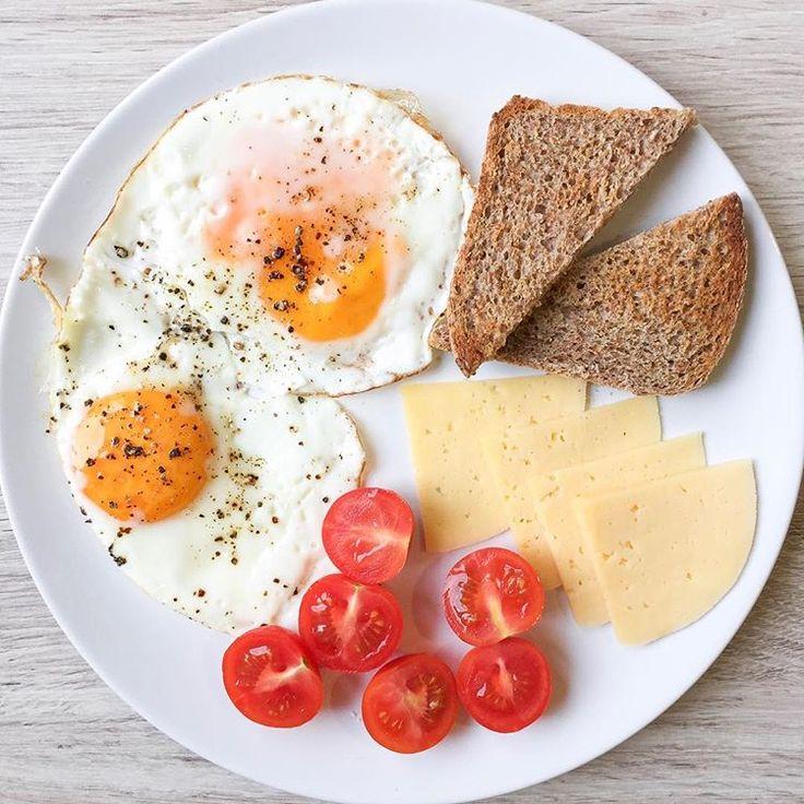 Несложная диета 2 яйца