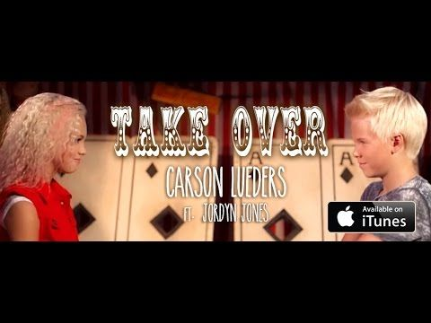 Take Over (Official Music Video) - Carson Lueders ft. Jordyn Jones. Estreno de los prodigios de la música pop.