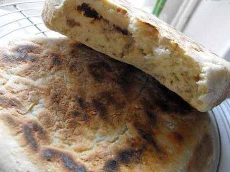 Cucina marocchina il pane con la macchina del pane