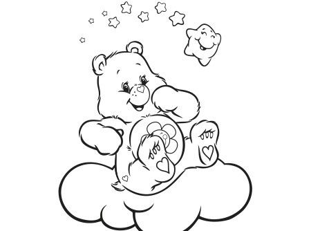 429 best Care Bears images on Pinterest | Care bears, Coloring books ...