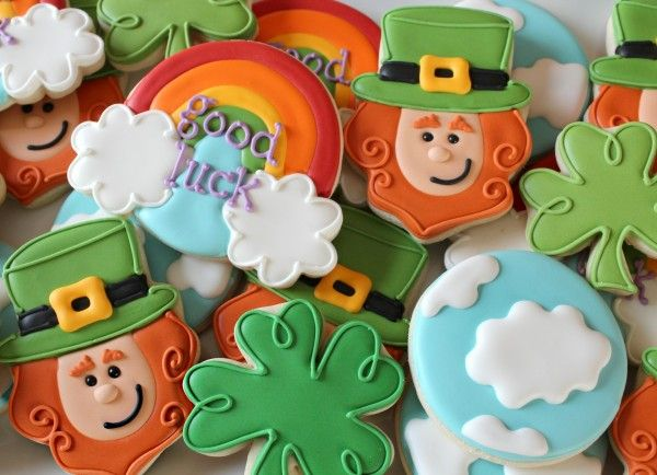 Some people are so incredible...: Saint Patrick'S, Sugar Cookies, Stpatricksday Cookies, St. Patti, Pat Cookies, St. Patrick'S Day, Cookies Decoration, Leprechaun Cookies, Decoration Cookies