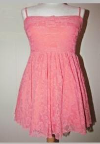 Pink lace lovely ,beautiful dress