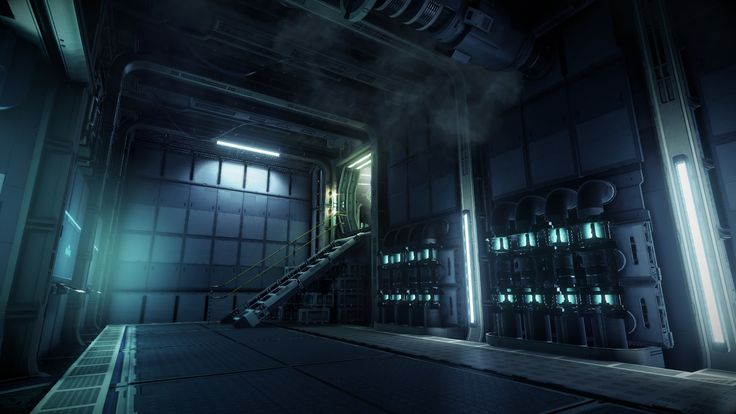 ArtStation - Killzone Shadow Fall, Hus Zekayi