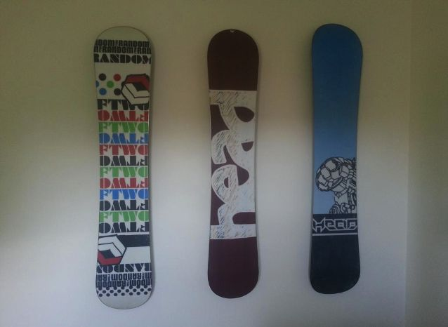 1000+ images about Snowboard Home Storage and Design on ...