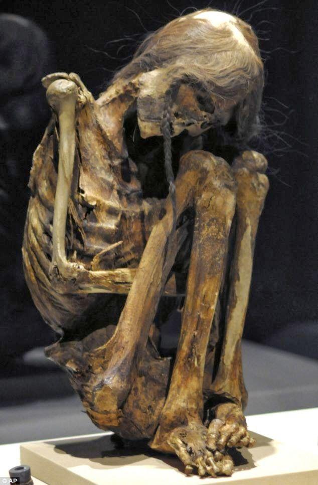 Chachapoya Mummies - Google Search