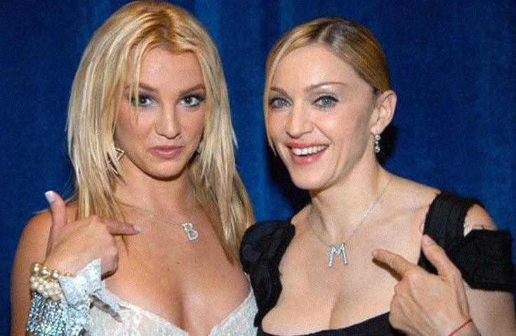 """Ouça a versão original que Britney Spears fez de """"Burning Up"""", da Madonna"""