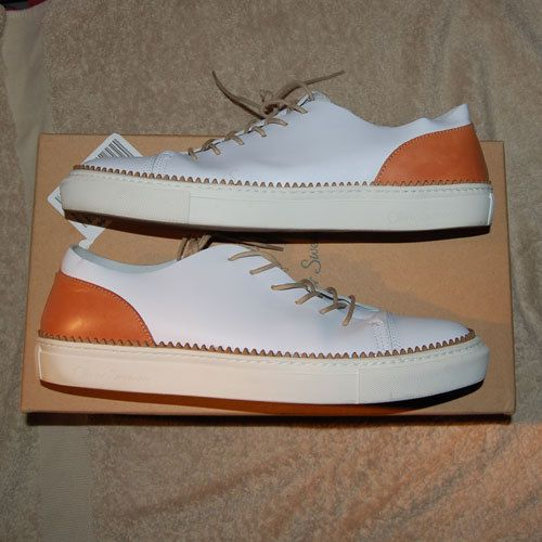 VANS TB8C Off The Wall Authentic Mens Ivory Canvas Sneakers Shoes US 10.5    Canvas sneakers, Ivory and Vans