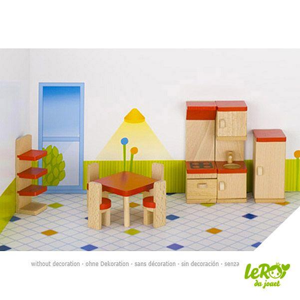 17 meilleures id es propos de maison de poup e en bois for Mobilier de maison
