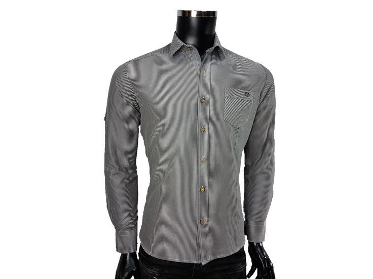 Koszula paski - - Koszule męskie - Awii, Odzież męska, Ubrania męskie, Dla mężczyzn, Sklep internetowy