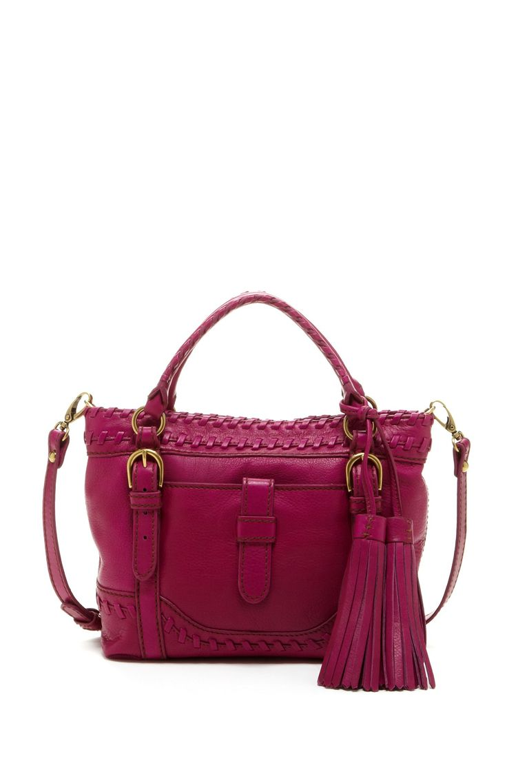 Isabella Fiore Whipped Crossbody <3