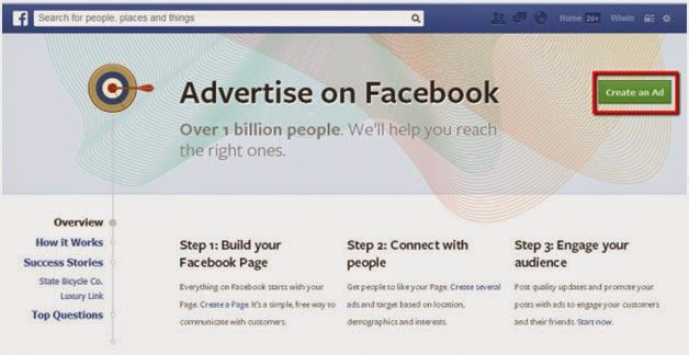 During this time you may see and plenty to read articles that say that advertising on Facebook is a great way to market your products online.