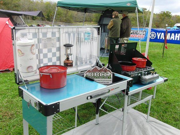 Coleman Outfitter Camp Kitchen Uk
