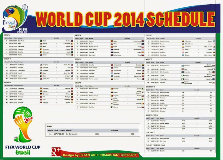 12 best football live streaming online images on pinterest watch pembagian grup piala dunia 2014 dan jadwal piala dunia 2014 berdasarkan grup dan tanggal pertandingan untuk setiap negara yang mengikuti ajang sepak bola stopboris Images
