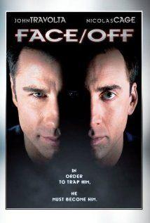 FACE/OFF.  Director: John Woo.  Year: 1997.  Cast: John Travolta, Nicolas Cage and Joan Allen