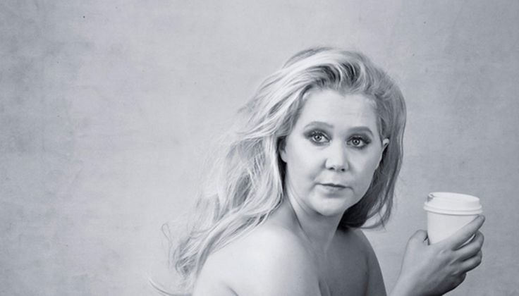 Amy Schumer and Serena Williams' Nude Photo Shoot Is Different, But It Isn't Empowering. One step forward for feminism, another step back