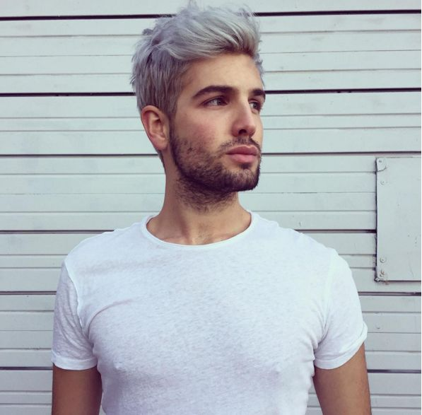 Best 25 Grey Hair Men Ideas On Pinterest Grey Hombre