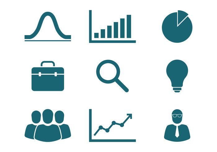 Marketing Icons Free Download