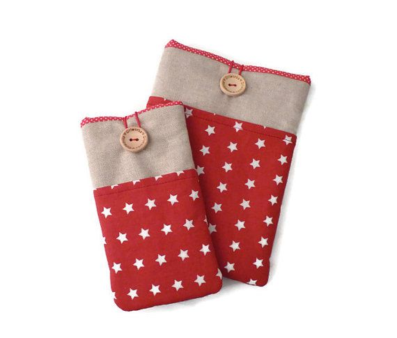 HTC M9 Fabric case  HtC One A9 Sleeve HTC One M8 pouch by Driworks