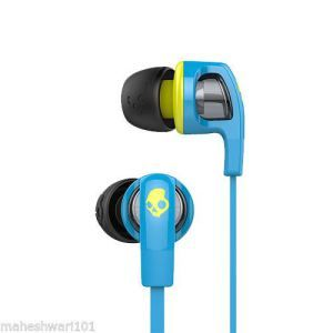 Ebay Steal- Buy Skullcandy smokin buds 2 in-ear SUPREME Earphone Headphone handsfree with Mic at Rs 299 only