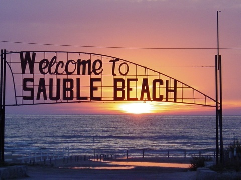Sauble Beach, a very special place