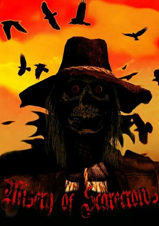 Misery of Scarecrows band image