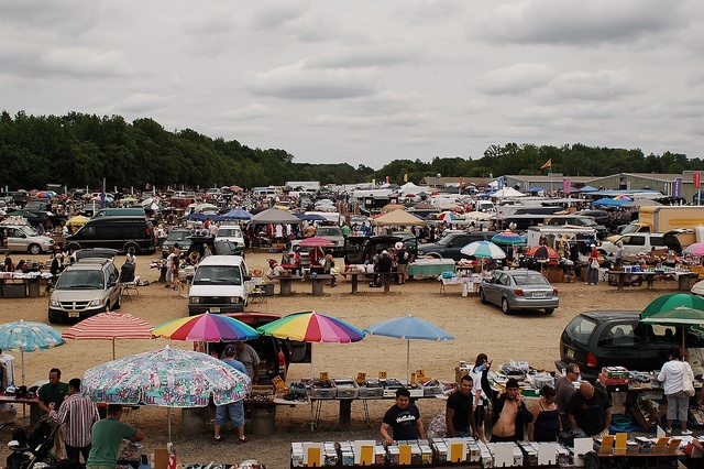 Englishtown flea market. I loved this place when l lived in NJ. I worked here every weekend for almost two years.