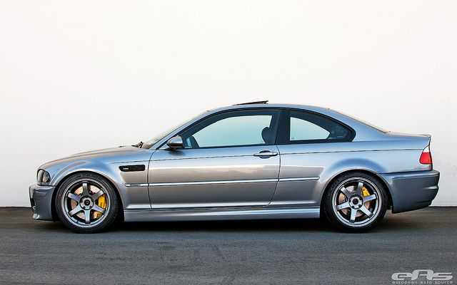 Silver Gray E46 M3 European Car Build 03 | Flickr - Photo Sharing!