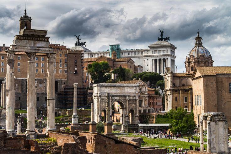 Roman Forum, Rome Italy: Beautiful Italy, Forum Romano, Ancient Romans, Rome Italy, Romans Forum, Amazing Places, Roman Forum, Amazing Italy, The Roman Forum