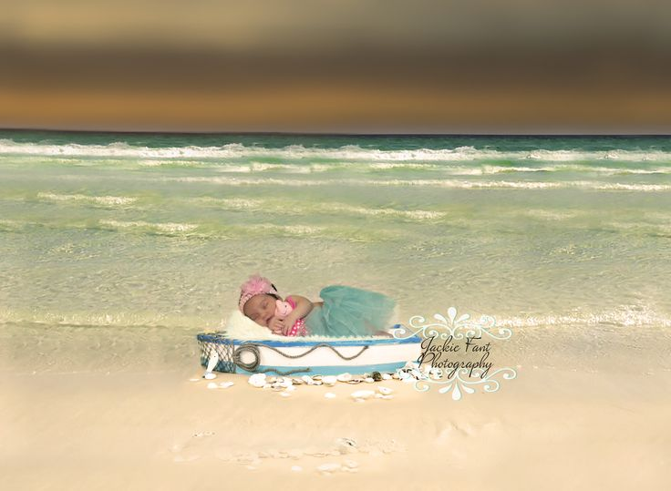 napping on the beach
