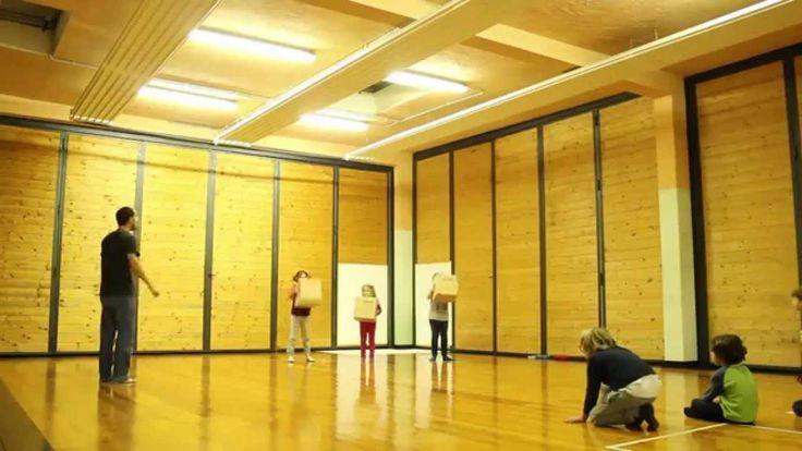 Segni mossi laboratorio di danza-disegno