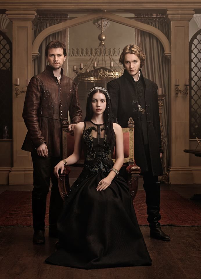 Nothing is more dangerous than a royal love affair.: The Cw, Queen, Movies, Tv Series, Costume, Adelaide Kane, Reign Tv