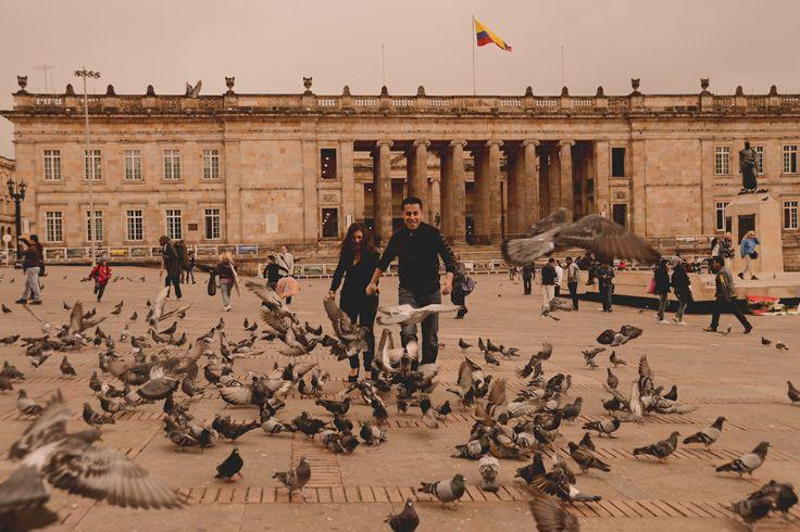 Preboda en Bogotá