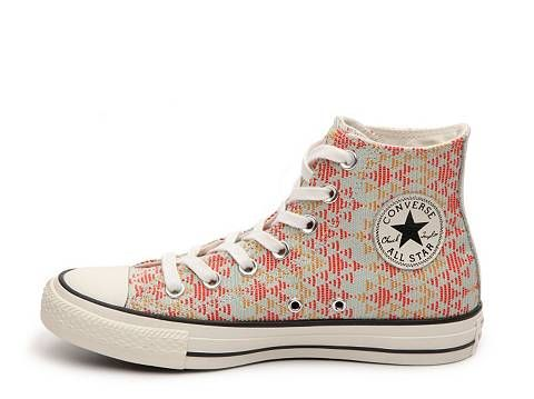 Converse Chuck Taylor All Star Woven High-Top Sneaker