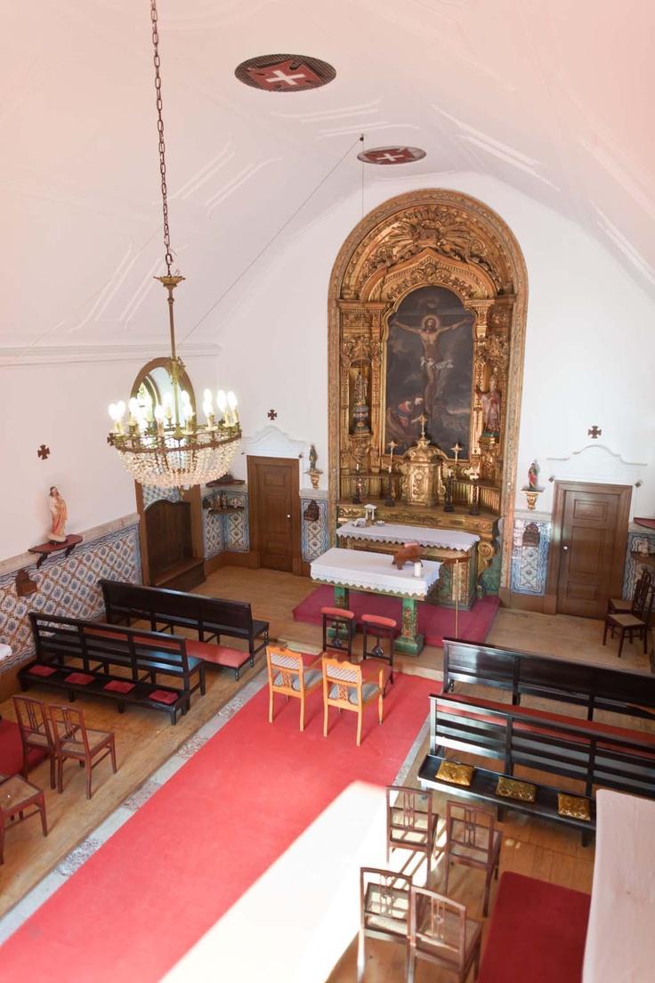 The chapel curia palace