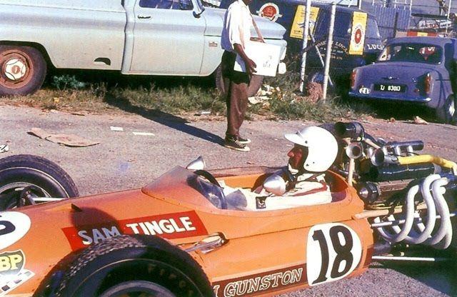 1963 Sam Tingle LDS MK1 Alfa Romeo