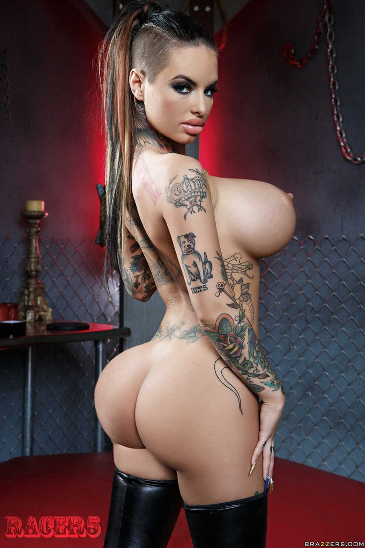 Christy mack inked, fucked, and finished