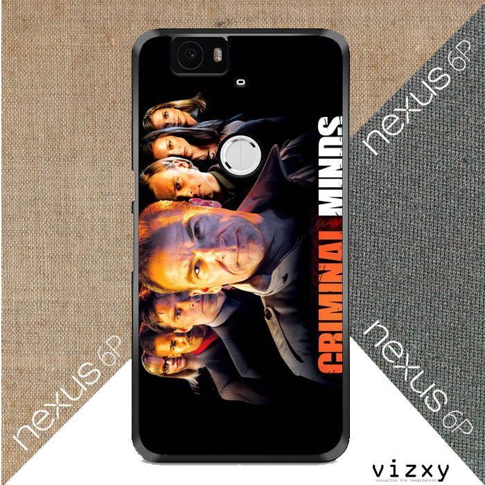 Criminal Minds X0135 Huawei Google Nexus 6P Case