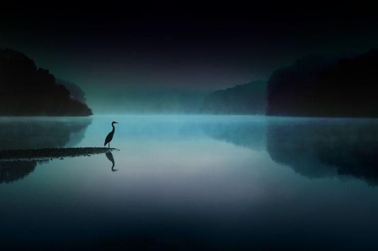 Silent Night, Aurora Lake, Liberty Park, Twinsburg, OH