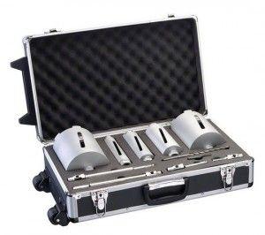 """Set di corone diamantate a secco #Bosch G 1/2"""" - Standard for Universal - 5 pz. 2.608.587.007 #modellismo #utensili #elettroutensili #bricolage #hobby #faidate"""