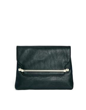 ASOS Sleek Bar Clutch Bag