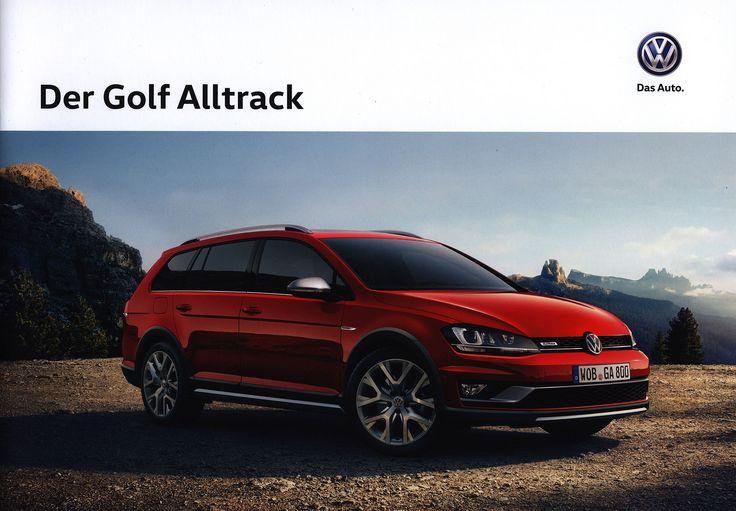 https://flic.kr/p/MoXwFZ | Volkswagen Golf Alltrack; 2015_1
