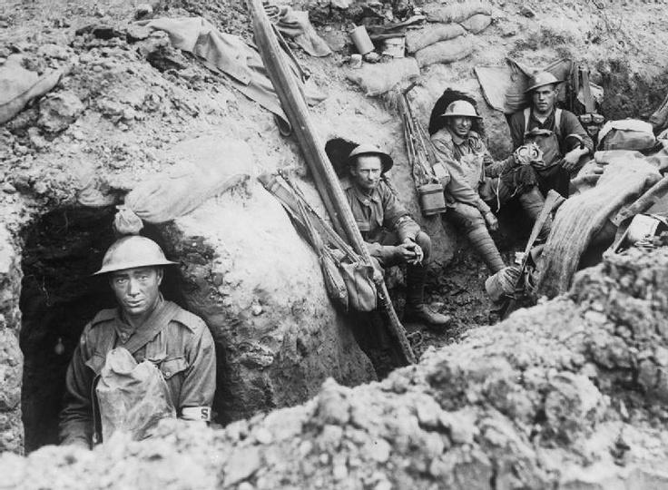 THE THIRD BATTLE OF YPRES (PASSCHENDAELE) 31 JULY - 10 NOVEMBER 1917