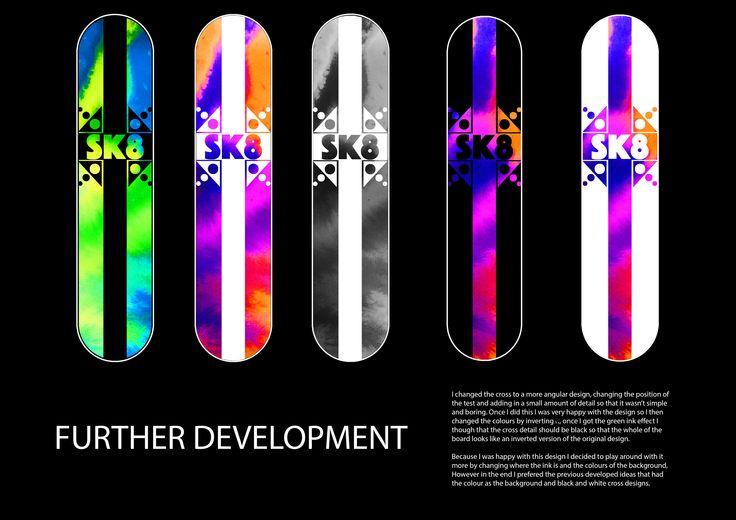 ink boards development