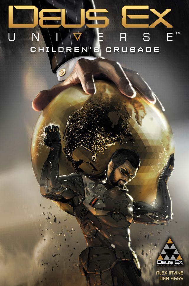 Deus Ex #2 #TitanComics @titancomics @ComicsTitan  #DeusEx Release Date: 4/6/2016