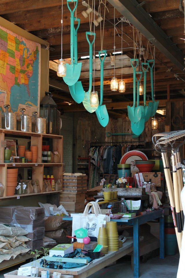 Pretty cool!  Urban farmers - A new store in Bushwick, Hayseed's Big City Farm Supply, is a seasonal pop-store dedicated to urban farming supplies, books and locally made products. Opens April 2012