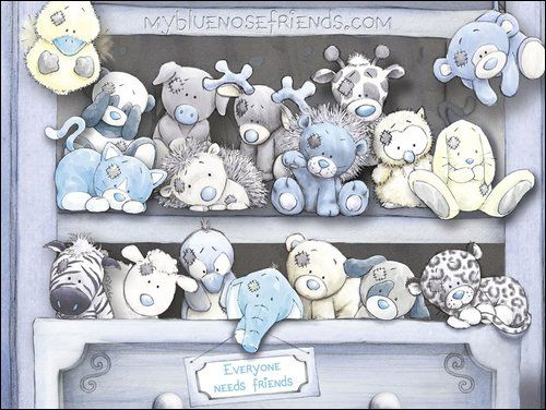 blue nose friends - Google
