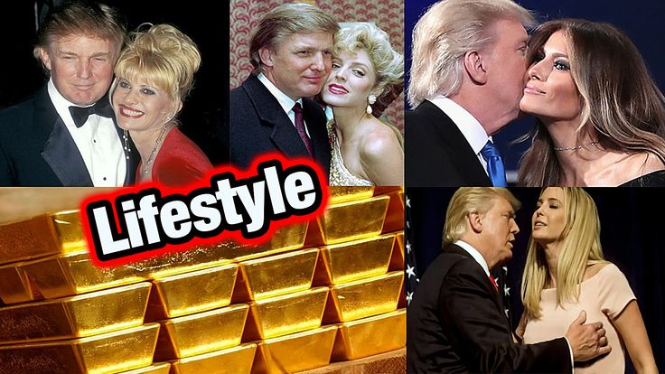 Donald Trump Net Worth, Income, Golden House, Wife, Golden Bike, Private jet, Helicopter & Family