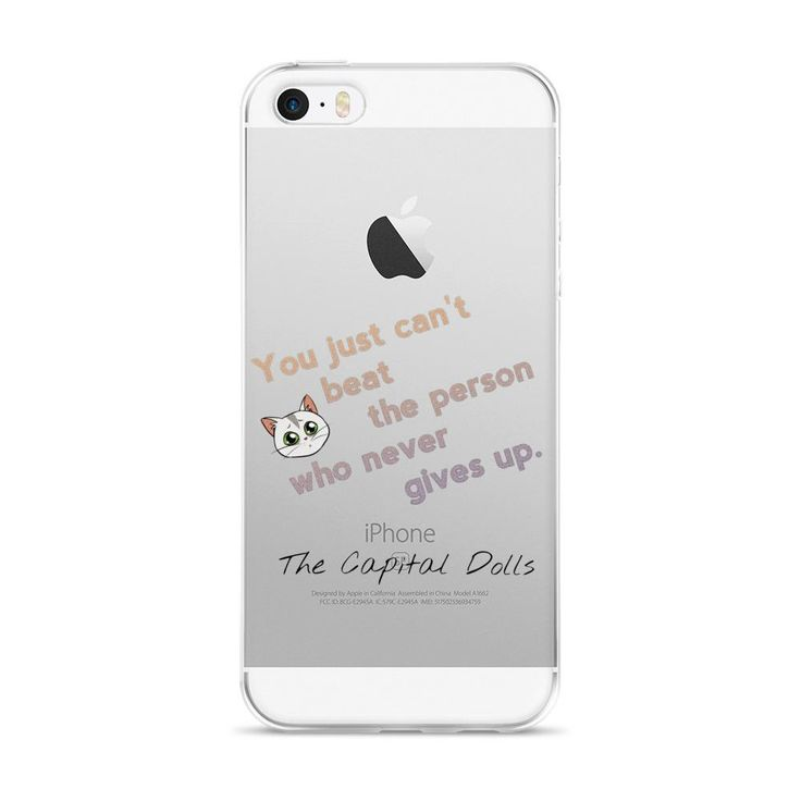 iPhone 5/5s/Se, 6/6s, 6/6s Plus Case - Sass and Milli Collection  https://thecapitaldolls.com      #Collection #unique #dress #picoftheday #beauty #new #original #fresh #follow #fashionblogger #cats #shopping #TheCats #fashionista #love  This hybrid case combines a solid polycarbonate back, with flexible, rigid sides. It fits your phone perfectly, and protects from scratches, dust, oil, and dirt.  • 100% Original - The Capital Dolls is the only shop with the rights to sell Sass and Milli…
