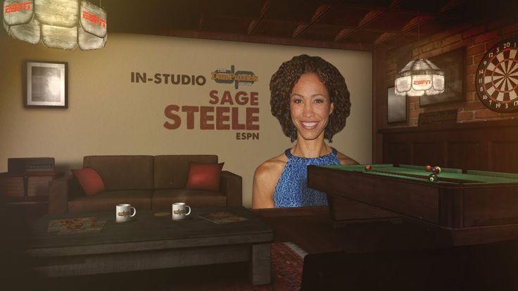 Le Sage Steele 'Palo para SportsCenter' Mover la Aguja Después de haber Relegado a ESPN2?