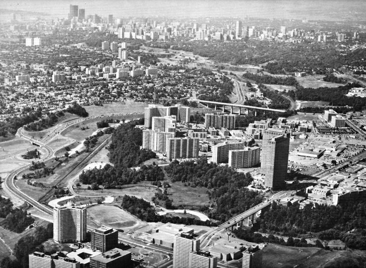 Michael McClelland at the Getty: Toronto Towers | ERA Architects